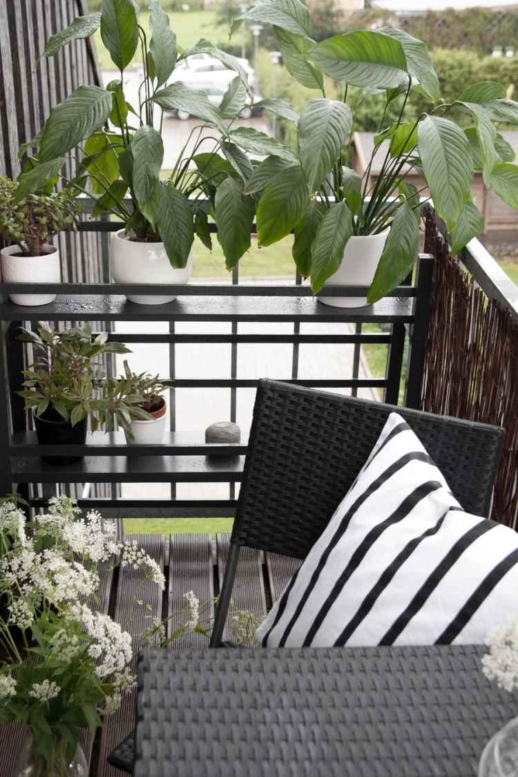 Gemtlichen Balkon gestalten  35 tolle Ideen und Tipps