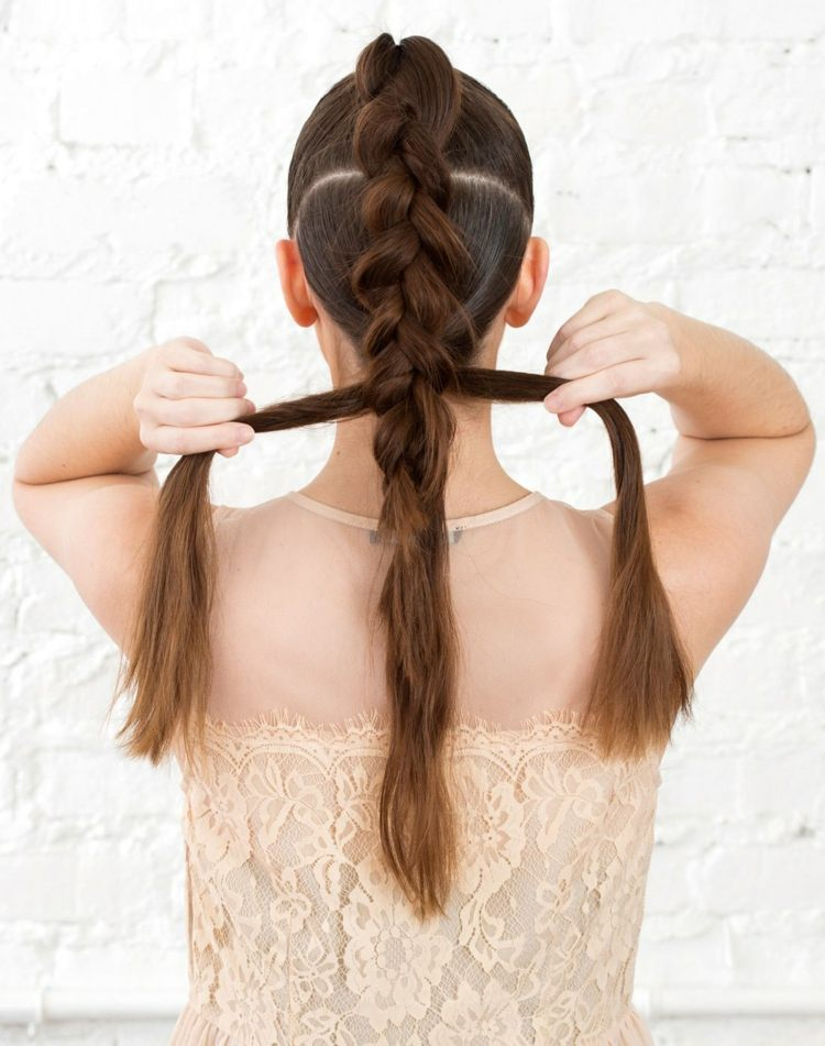 Festliche Frisuren Zum Selbermachen 3 Ideen Mit Anleitung
