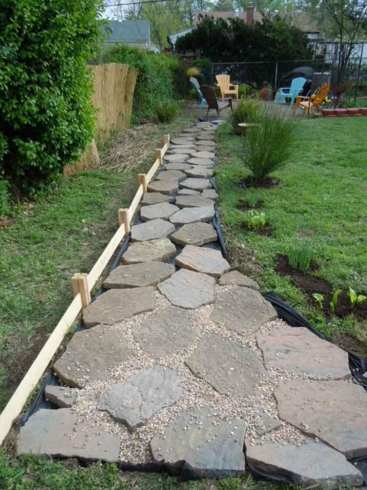 Gartengestaltung mit Kies und Splitt  Anlage und Pflege