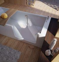 Badewanne im Badezimmer - 24 erstaunliche Designs