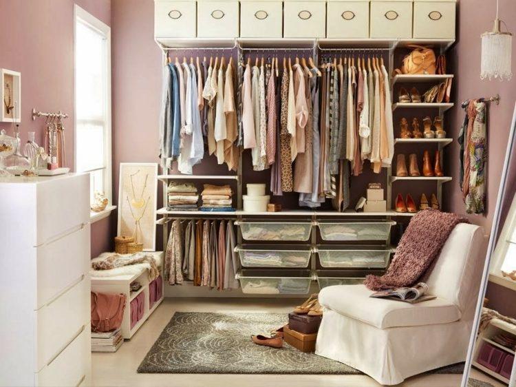 Ordnung Kleiderschrank Tipps Optimalen Einraumen Stunning Ordnung ...