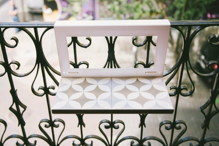8 Ausgefallene Balkon Ideen Deko am Balkongelnder