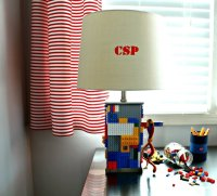 Lego Bastelideen - Praktische DIY Inspirationen frs Interieur