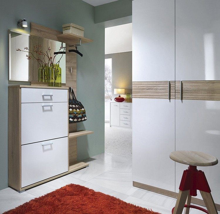 Kleiner Flur Streichen Ideen Kreative Kücheneinrichtung