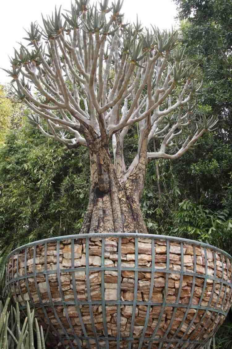 gartengestaltung pflege hau garten gabionen hochbeet rund selber, Garten und Bauten