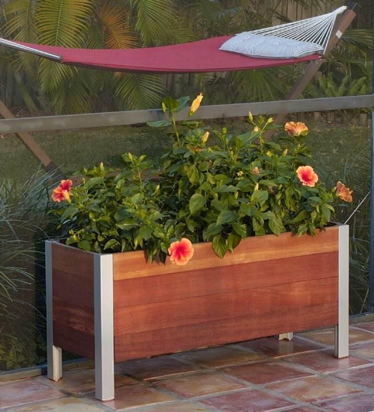 Hochbeet Auf Dem Balkon Anlegen | Moregs Hochbeet Balkon Bauen Bepflanzen