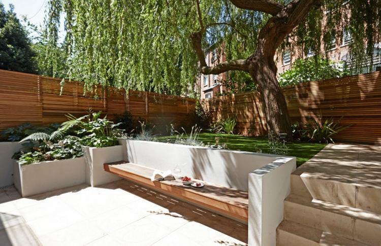 Gartengestaltung Pflege Hau Garten Senkgarten Sitzplatz Gestalten ... Senkgarten Sitzplatz Gestalten Modern