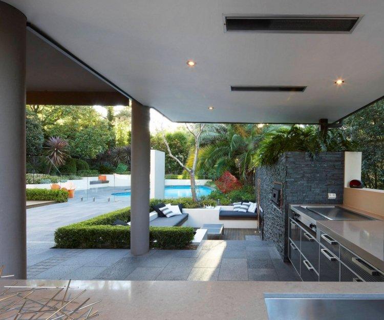 sitzplatze garten modern senkgarten feuerstelle sitzplaetze - boisholz, Garten und erstellen