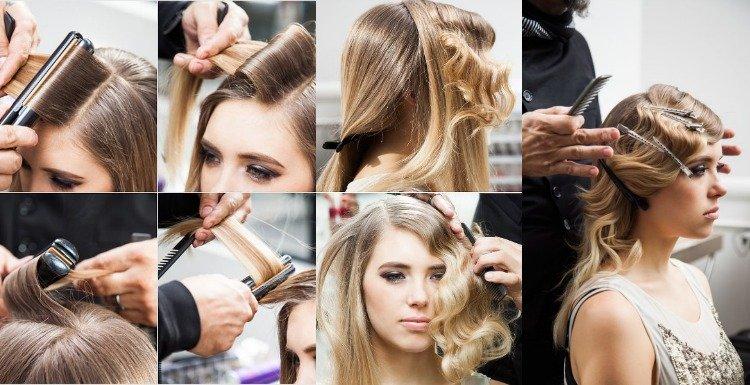20er Frisuren Selber Machen 40 Haarstylings Zur Mottoparty