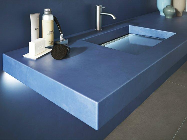 Badezimmer Waschbecken  29 Beispiele mit modernem Design