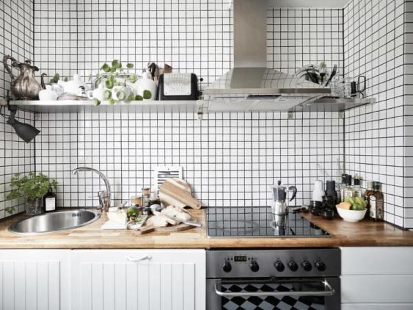 scandinavian kitchen tile designs Küchen Gestaltung - 5 häufige Fehler & wie Sie sie vermeiden