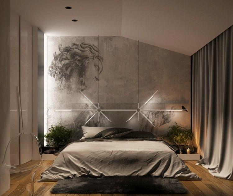 Passende Beleuchtung Im Schlafzimmer Wählen  20 Inspirationen