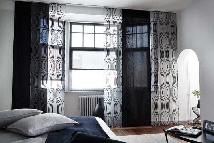 Verdunkelung und Fensterdekoration kreativ verbinden  20