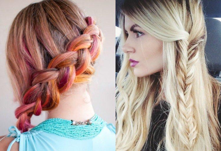 Hippie Frisuren Selber Machen
