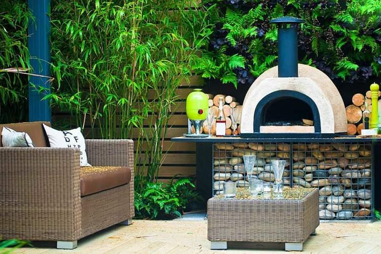 Garten Pizzaofen Bauen Tipps Und Design Ideen Zum Nachmachen
