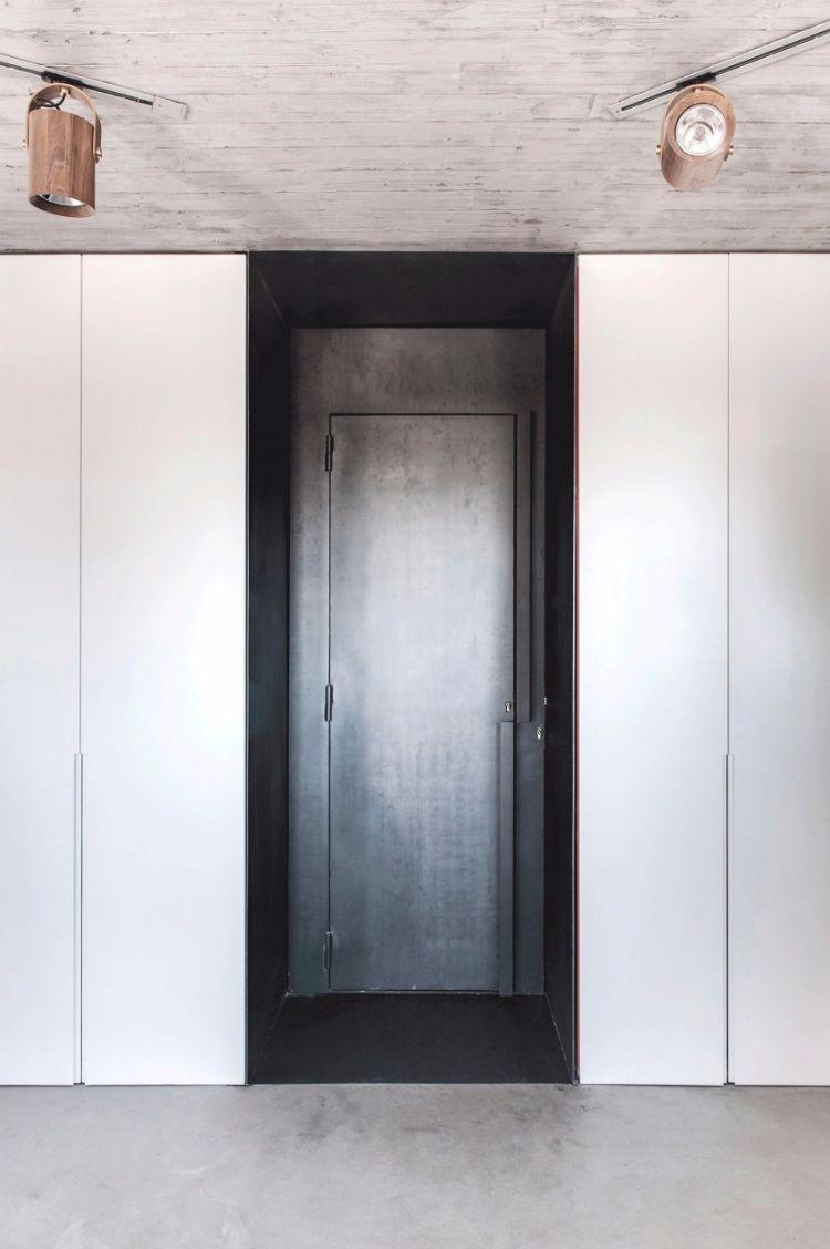 Holz fr Terrasse und modernen Innenraum kombinieren