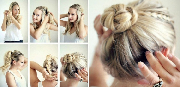 Sommerfrisuren Für Lange Haare 16 Ideen Und Anleitungen