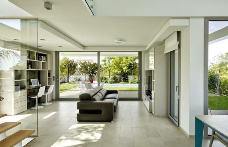 design wohnideen wohnzimmer braun wei wohnideen wohnzimmer braun, Moderne deko