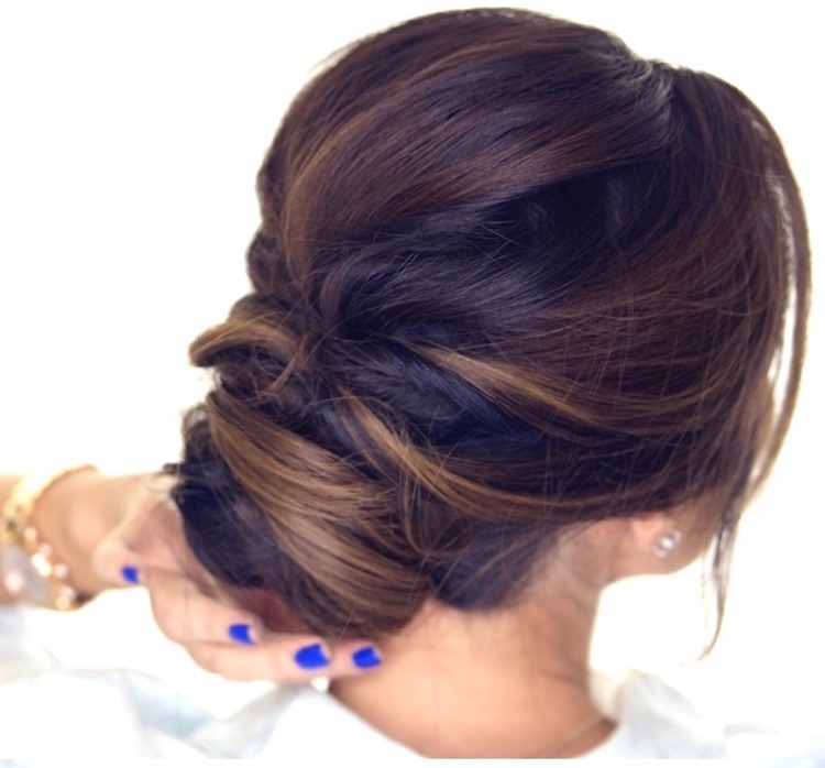 Frisuren Zum Selber Machen Mit Anleitung Und Bild Lange Haare