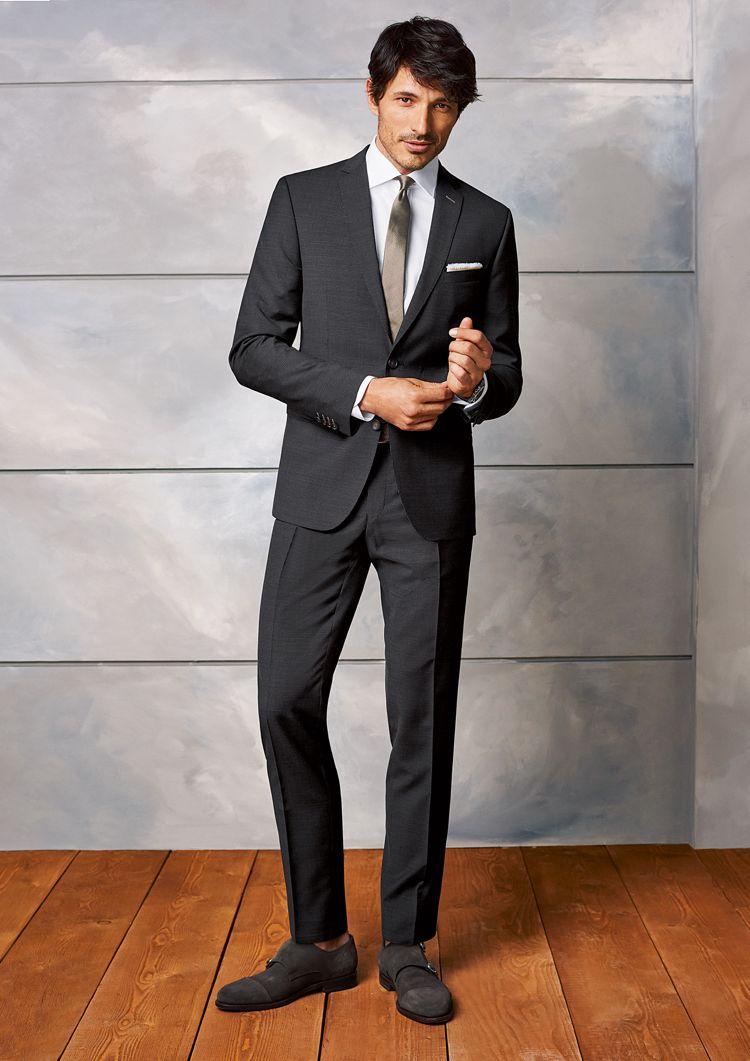 Der perfekt sitzende Anzug fr Herren  Was soll man beachten