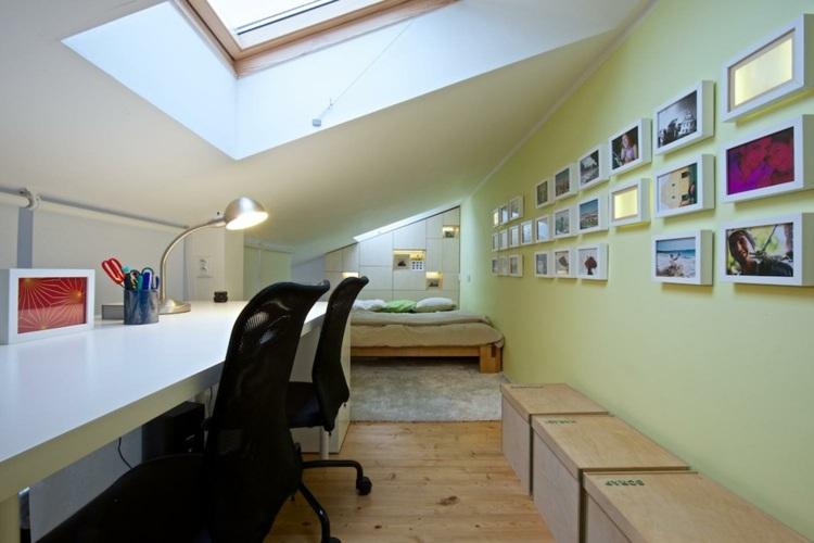 Einrichtungsideen fr kleine Rume  11 Wohnungen als Inspiration