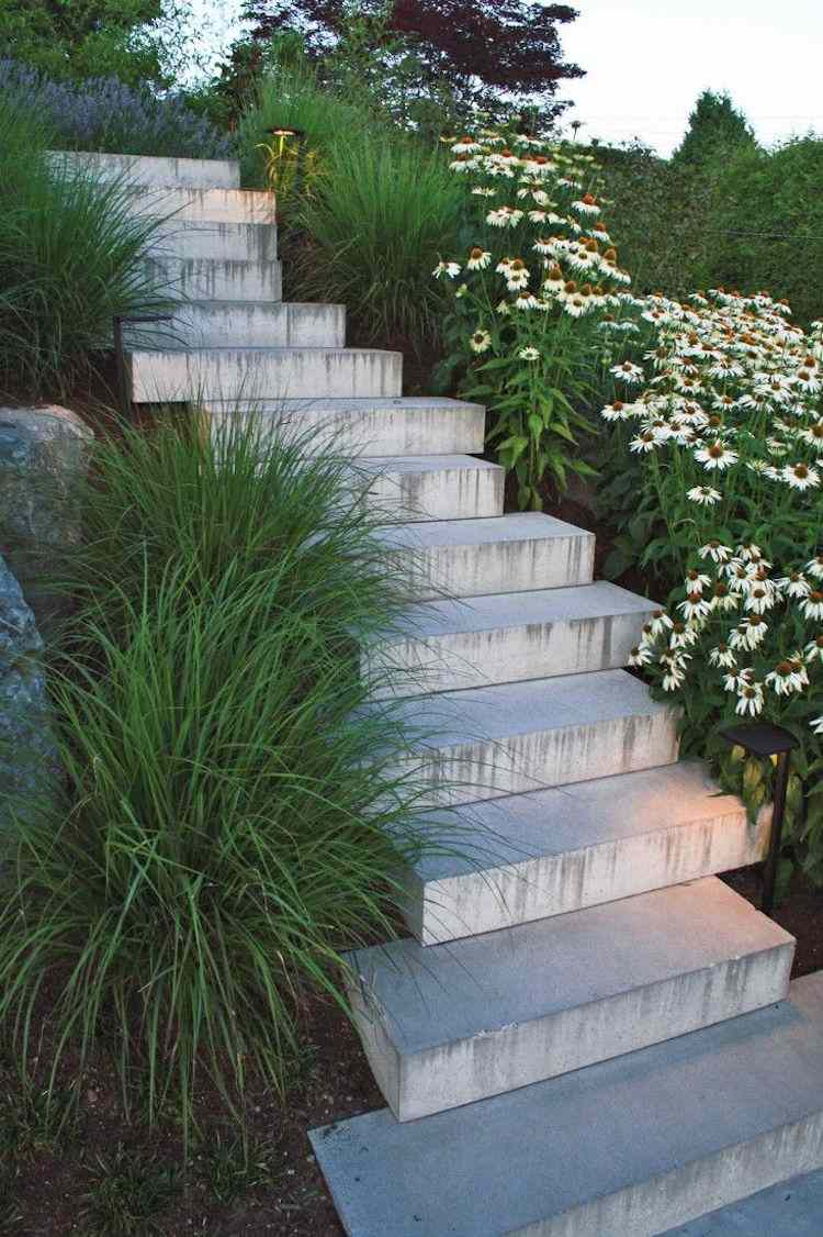 Gartengestaltung Pflege Gartentreppe Selber Bauen Gestaltung Tipps ... Garten Gestaltung Und Pflege