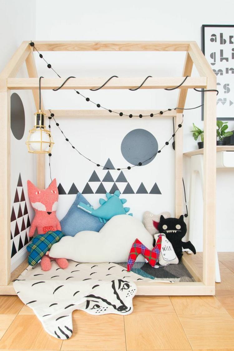 Kuschelecke Im Kinderzimmer Ganz Einfach Selber Gestalten
