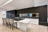 LED Deckenbeleuchtung - luxurises Einfamilienhaus in ...
