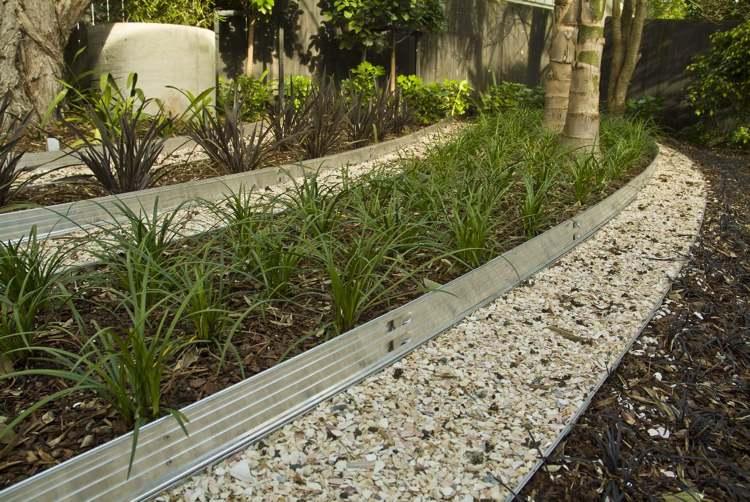 beeteinfassung metall flexibel - boisholz, Garten und erstellen