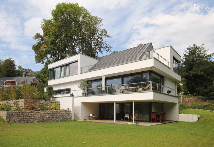 Dachformen In Moderner Architektur Flachdach, Pultdach U0026 Co