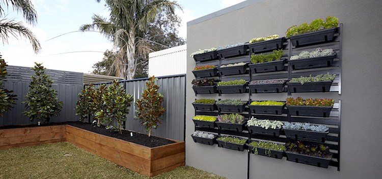 zaun sichtschutz gartendeko aus rost kletterpflanzen haus - boisholz, Garten und erstellen