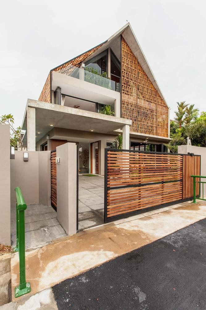 Gitter Für Fenster Als Dekorative Fassadengestaltung