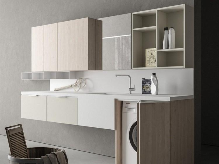 Praktische Designer Schrnke fr Hauswirtschaftsraum