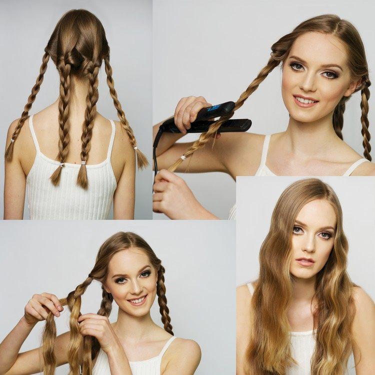 Locken Ohne Lockenstab 10 Ideen Mit Anleitungen Zum Haarstylen