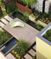 Terrasse gestalten verschiedene Elemente und Möglichkeiten