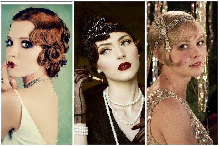 Trendige Frisuren Im Laufe Der Jahre Entwicklung Der Haarmode