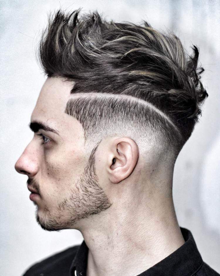Frisurentrends Für Männer 2016 2017 20 Inspirationen Und Tipps