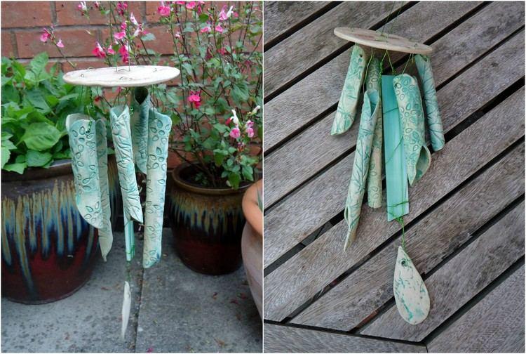 gartendeko selber basteln aus holz und gurteln - boisholz, Hause und garten