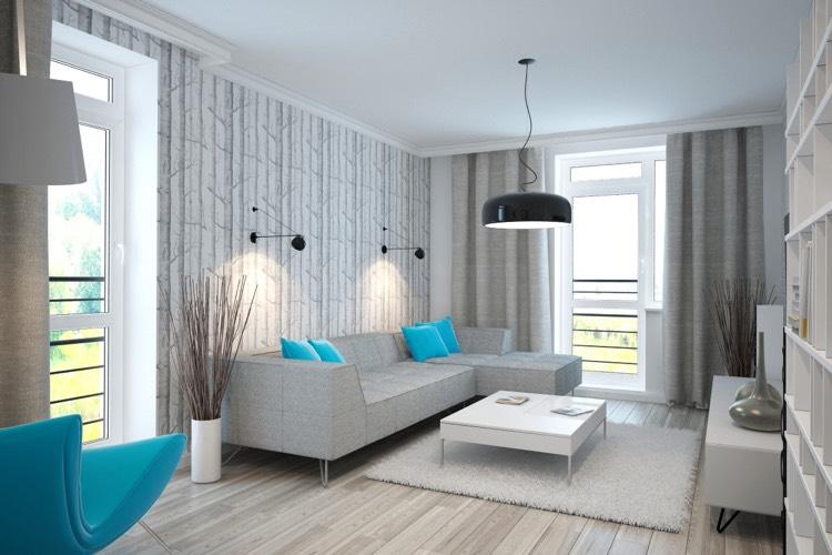 Wohnzimmer Ideen Anthrazit