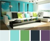 Farbkombinationen Wohnzimmer Grau