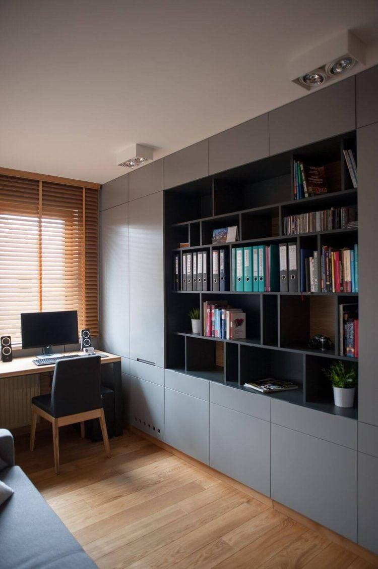 Moderne Küche Grau Holz | Jugendzimmer Einrichtung