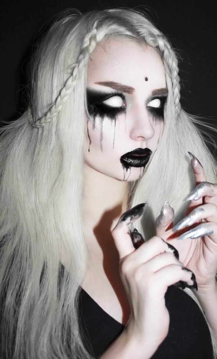 Halloween Frisuren Zum Nachstylen 20 Stylingideen Und Tipps