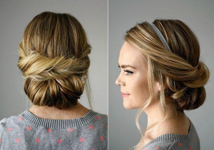 Elegante Frisuren Fuer Lange Haare