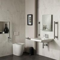 Fliesengestaltung im Badezimmer & der Kche - Alte Fliesen ...