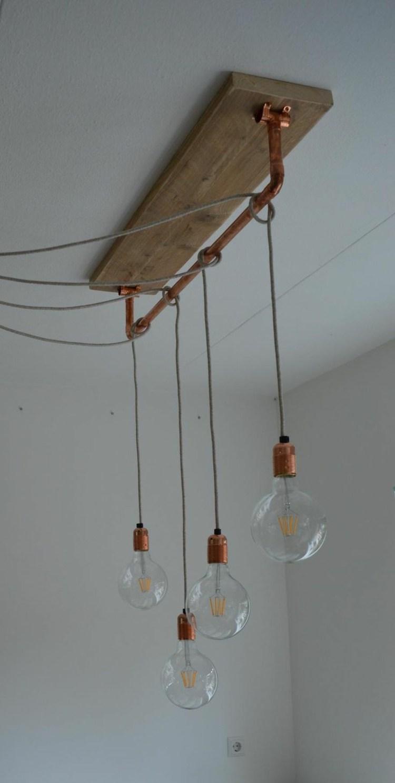 Glhbirne als Lampe selber machen  Die trendige Leuchte