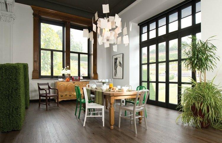 Verschiedene Holzarten für Möbel kombinieren - 15 schicke ...