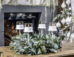 Imke Riedebusch Weihnachtsdeko.Adventskranz Modern 2016 Therichdaily Com