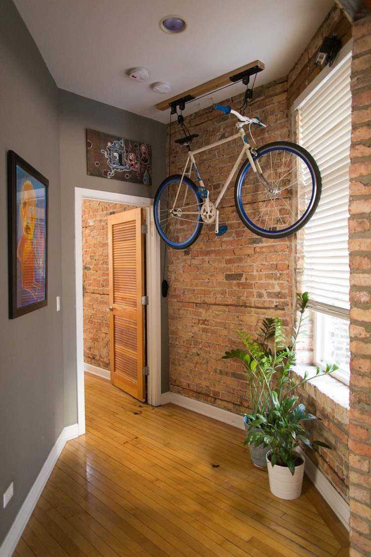 Fahrradhalter decke gamersbandclub startseite design bilder - Wand fahrradhalter ...