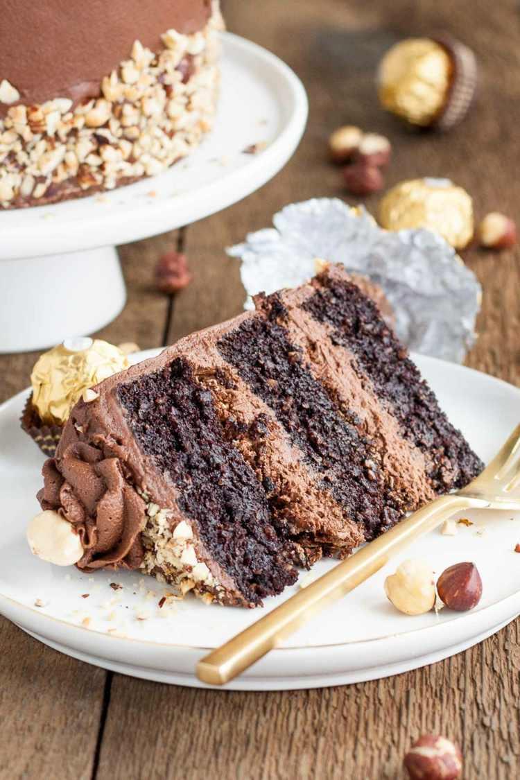 Snickers Torte Ohne Backen Bis Einer Heult Rezept No Bake Erdnuss