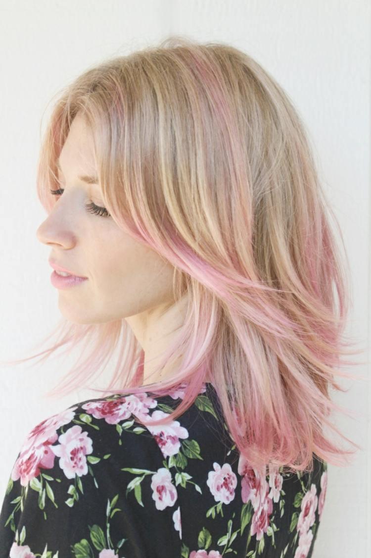 Haarfarbe Blond Herbst 2017